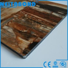 Marble pattern /aluminum composite panel/ stone/marble look wall panelling/ACM/Alucobond