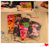 For ipad 2 3 4 oil painting case , high quality colorful case for ipad 2 3 4