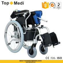 Aluminum Frame Lightweight Foldable Top Quality Durable Electric Wheelchair