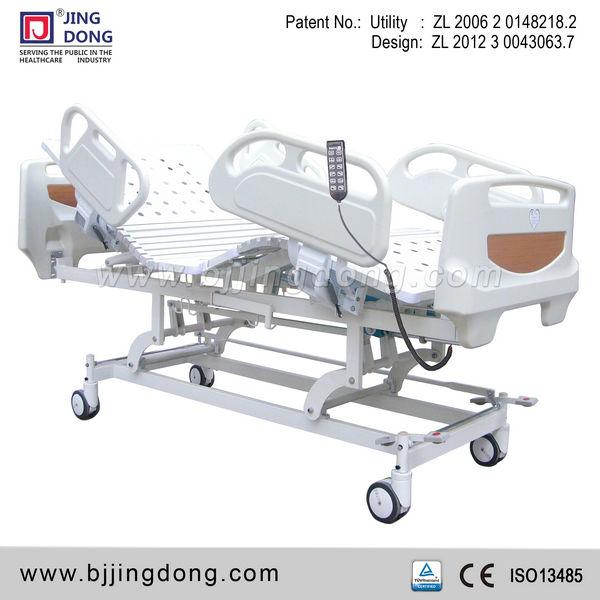 Intensiva cuidado Total eléctrica camas de Hospital