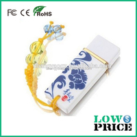 New product blue and white porcelain usb stick 3.0/usb flash drive 64gb unlock wholesale alibaba express for gifts