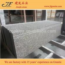 Chinês G617 escada de granito rosa