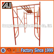 1700*914 H Frame Scaffolding For Inside and Outside Building
