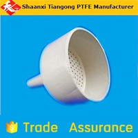 white polytef ptfe beakers water vessel