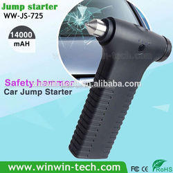 battery recharge with Safety hammer