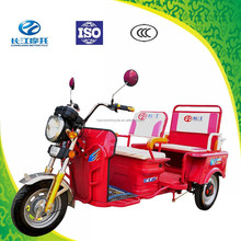 China Green Energy 3 Wheel Electric Bike for Passenger or Cargo