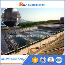 anti-seepage hdpe membrane, geomembrane liner for fish farm