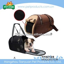 Luxury Quilting Oxford Fabric Pet Carriers Products