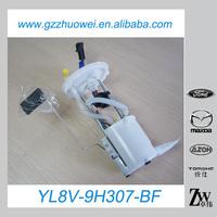 Plastic Oline pump assembly /fuel pump assy YL8V-9H307-BF for Japanese car models