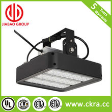 Dimmable DLC IP65 tunnel light suppliers led linear high bay fixtures low bay led warehouse lighting fixture