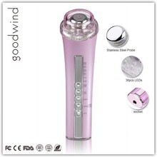 home use detoxify lymph system wrinkle revising facial massage device