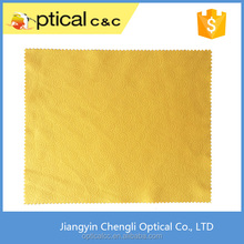Hot selling embossed printing microfiber lens cleaning cloth for sunglass