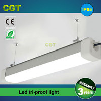 Crazy hot sale new model LED tube, ip65 led tri-proof light, emergency led light