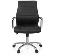 Qipin design genuine leather ergonomic office chairs/executive leather chairs 008