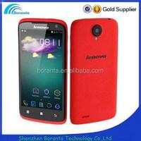 "Original Lenovo S820 MTK6589 Quad core 1G RAM+4G ROM Android 4.2 Mobile phone 4.7"" IPS HD Screen"