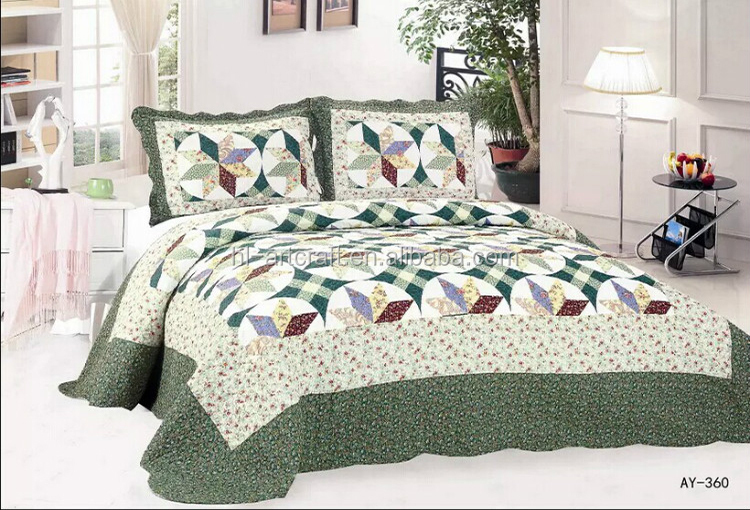 ... Patchwork Bed Sheet Designs. AY 360