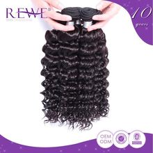 Highest Quality Natural And Beautiful Afro Brazilian Kinky Jerry Curl Hair For Braiding