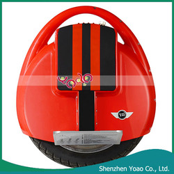 T3 Electric Self-balancing Unicycle Scooter US Standard Charger Red