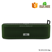 EL-X602 World best selling products Portable Wireless Bluetooth Stereo Speaker Built in Hands Free Speakerphone