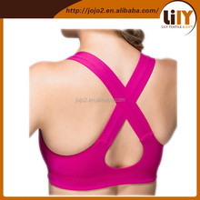 Top quality underwear hot ladies seamless tube bra knitted crochet bra for sexy ladies