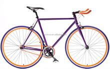 High Quality 700C fixed gear bicycle factory fixie bike fixed gear bike