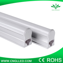 Free sample!!! led tube light t5 High quality 18W T5 Integrative tube led lighting fluorescent tube lighting