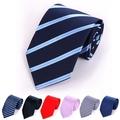 Clássico de alta qualidade de gravata, atacado gravata, laço dos homens