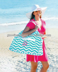 Promotional Monogrammed Beach Bag