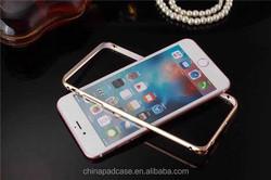 Mobile Phone Aluminium Metal Case For iPhone 6,Bumper Covering For iPhone6 / Plus