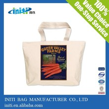 China popular canvas beach totes