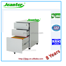 Portable Steel Drawer File Cabinet, office Furniture General Use