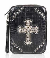 2015 New design high qualtity leather cross clutch bag
