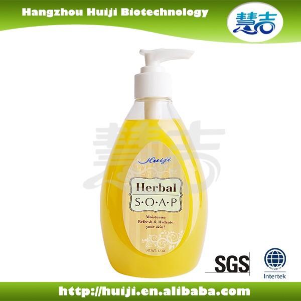 Naturales de frutas perfumadas antiséptico jabón líquido para manos