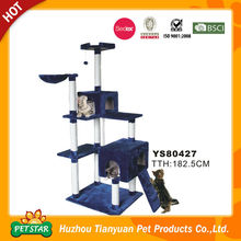 Cat Tree Condo Furniture Scratching Post Pet House-YS77308