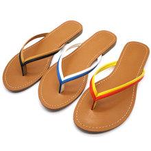 customize ODM rubber beach men's flip-flops manufacturer