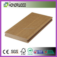 2015 HONORWOOD DECK /HLS-022 Solid Outdoor Wood Plastic Composite Deck Floor Covering