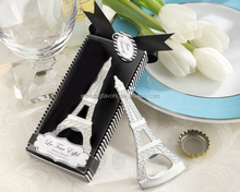 Bottle Opener Eiffel Tower Wedding Favors