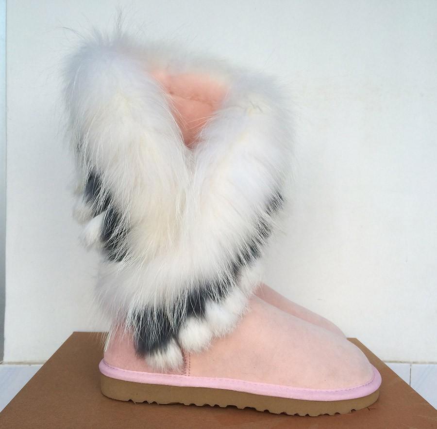 Женские ботинки INOE  8688YF