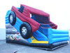 Inflatables, Inflatable Slides, Giant Slides Fire Truck M4021