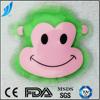 2015 Portable Monkey Shaped Massage Heat Packs Gel Pocket Instant Hand Warmers