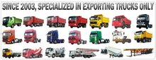 SINOTRUCK AND SHACMAN Trucks and spare parts
