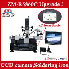 2015 zhuomao welding machine ZM-R5860C bga rework station,bga rework, bga repair system/mobile phone repair equipment