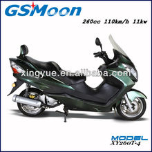 Powerful china eec epa cheap scooter 250cc water cooling