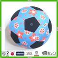 Hot vender neoprene bola de futebol fábrica