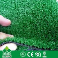 Dark green artificial grass prices football