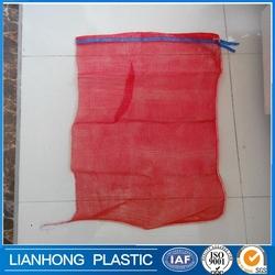 China fruit /vegetable /potato bag / PP/PE mesh bag /rasceel /tubular /leno for packing onion ,potato ,firewood ,vegetable