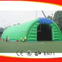 2015 Hot Sale Giant Inflatable Tennis Football Tent/Inflatable Tent Price