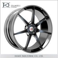 Promotional forged competitive price best sale custom steel wheel