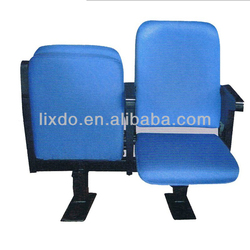 2014 Best Sales Fabric Theater Seats /Auditorium Chair /Commercial Seats