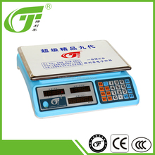 30kg digital weighing scale with high quality and precision